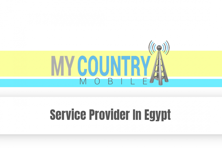 Service Provider In Egypt - My Country Mobile