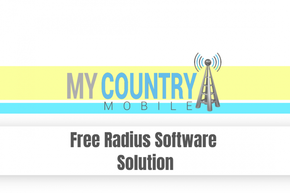Free Radius Software Solution - My Country Mobile